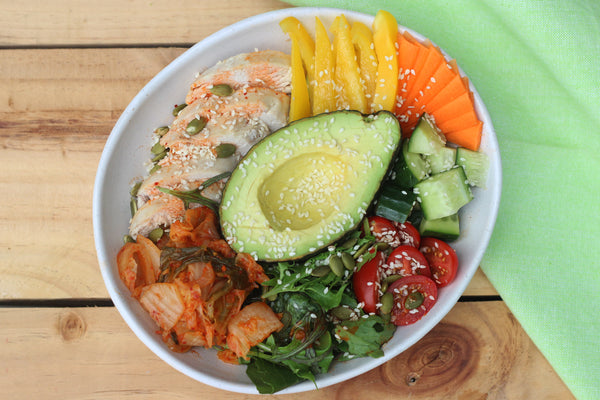 Nourishing Summer Bowl
