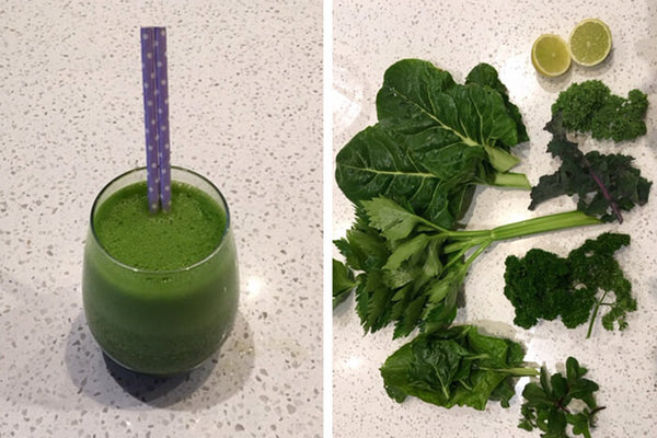 The Clinic Series: Rachel Bird Green Smoothie