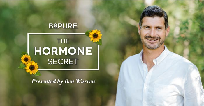 The Hormone Secret, presented by Ben Warren