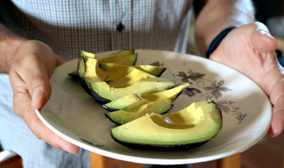 Good Fats vs Bad Fats - Avocado