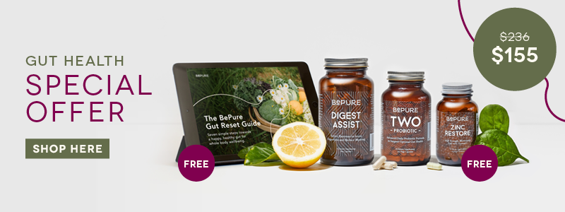 BePure Gut Health Special Offer