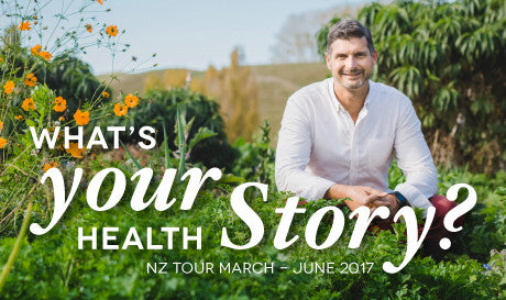 What's Your Health Story Oamaru