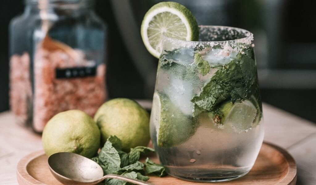 alcohol-free drink