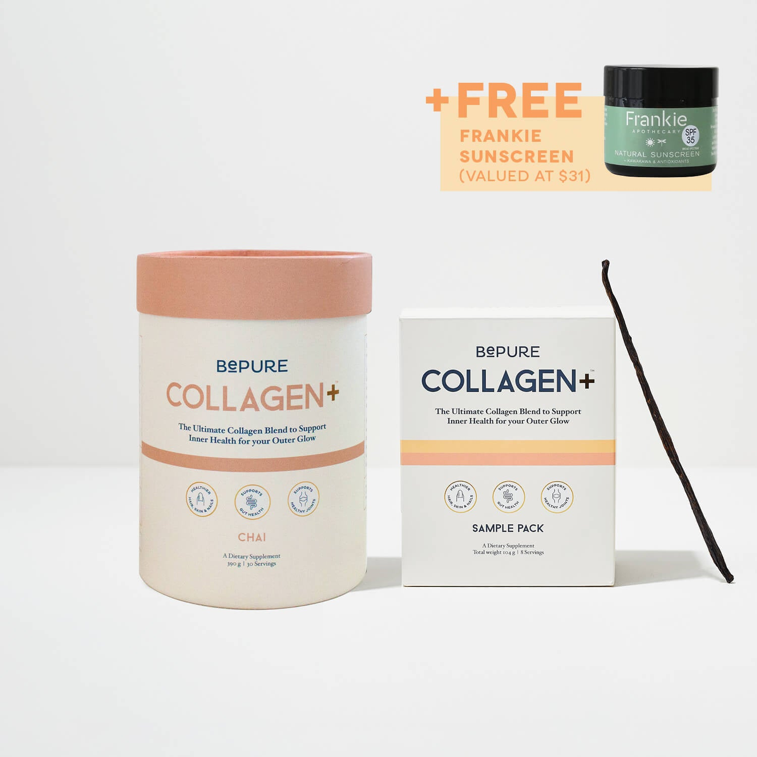Limited Edition Summer Collagen+ Pack