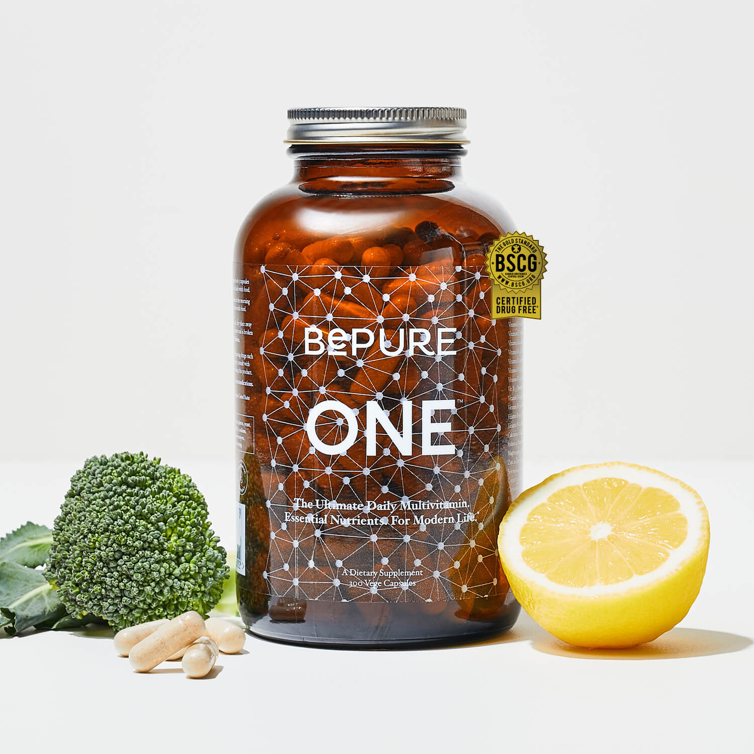 BePure One Daily Multivitamin - 60 Day
