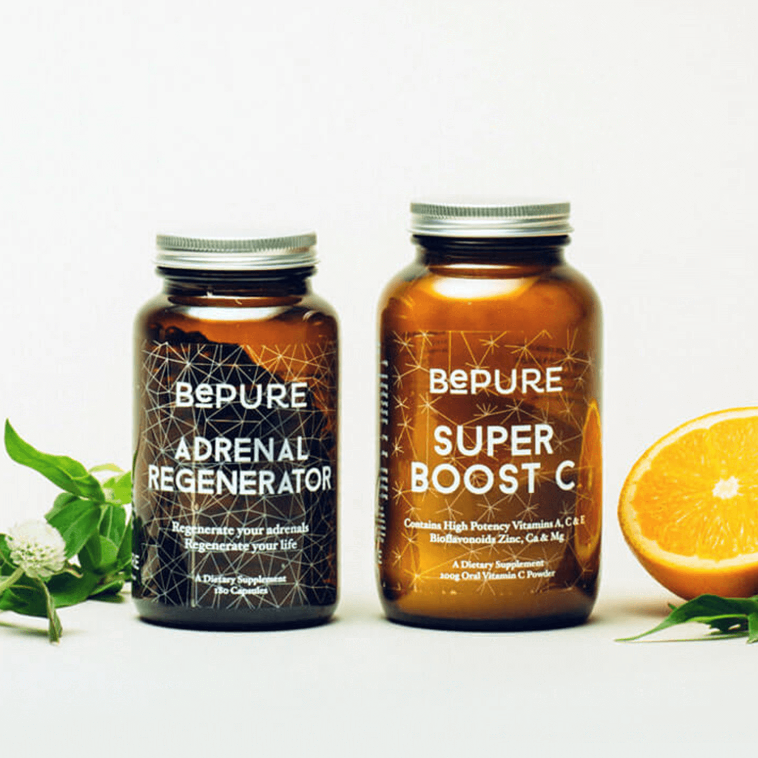 BePure Adrenal Recovery Pack