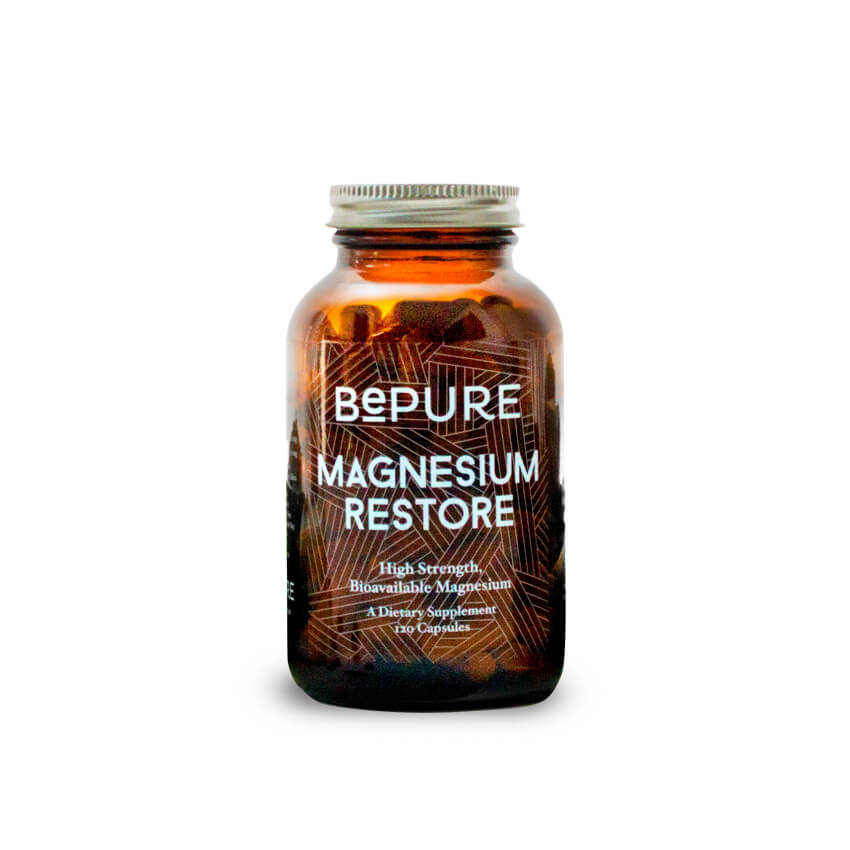 BePure Magnesium Restore - High Quality, Easily Absorbed