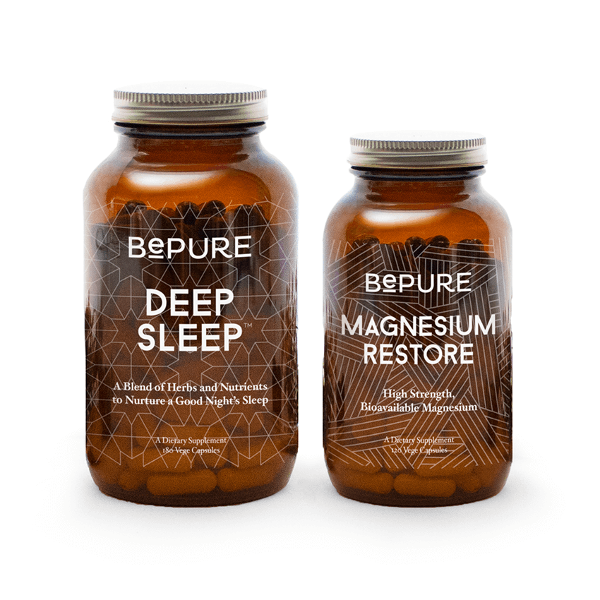 BePure Rest and Restore Pack