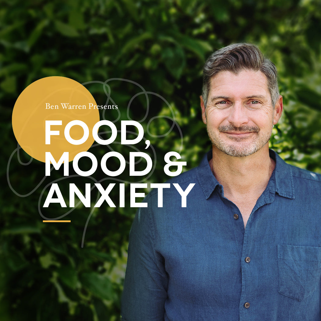 Recorded Seminar: Food, Mood and Anxiety