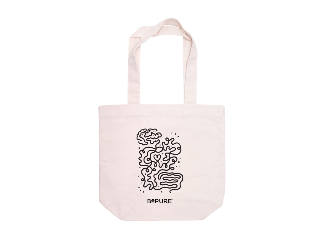 BePure Limited Edition Tote Bag