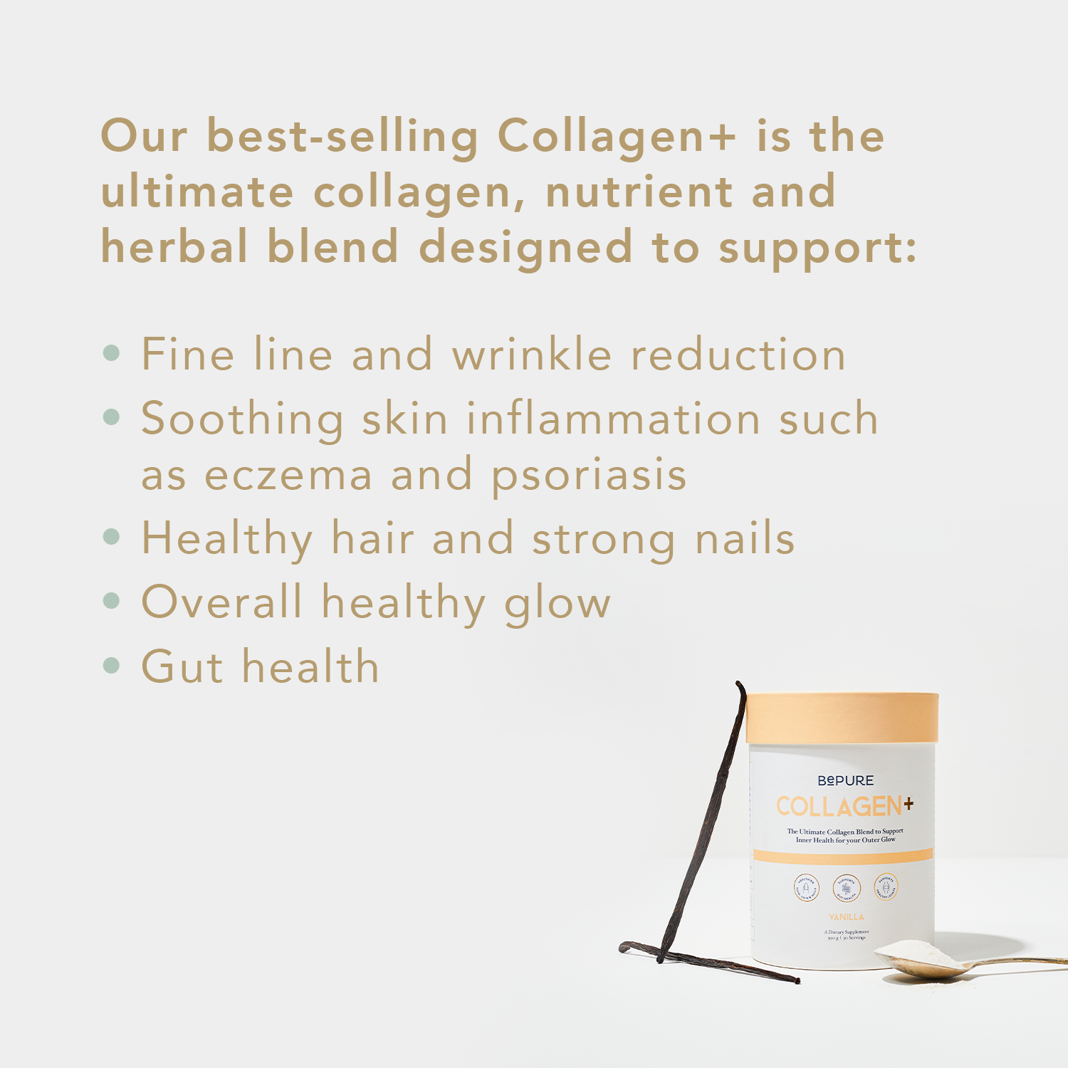 Collagen+ Vanilla
