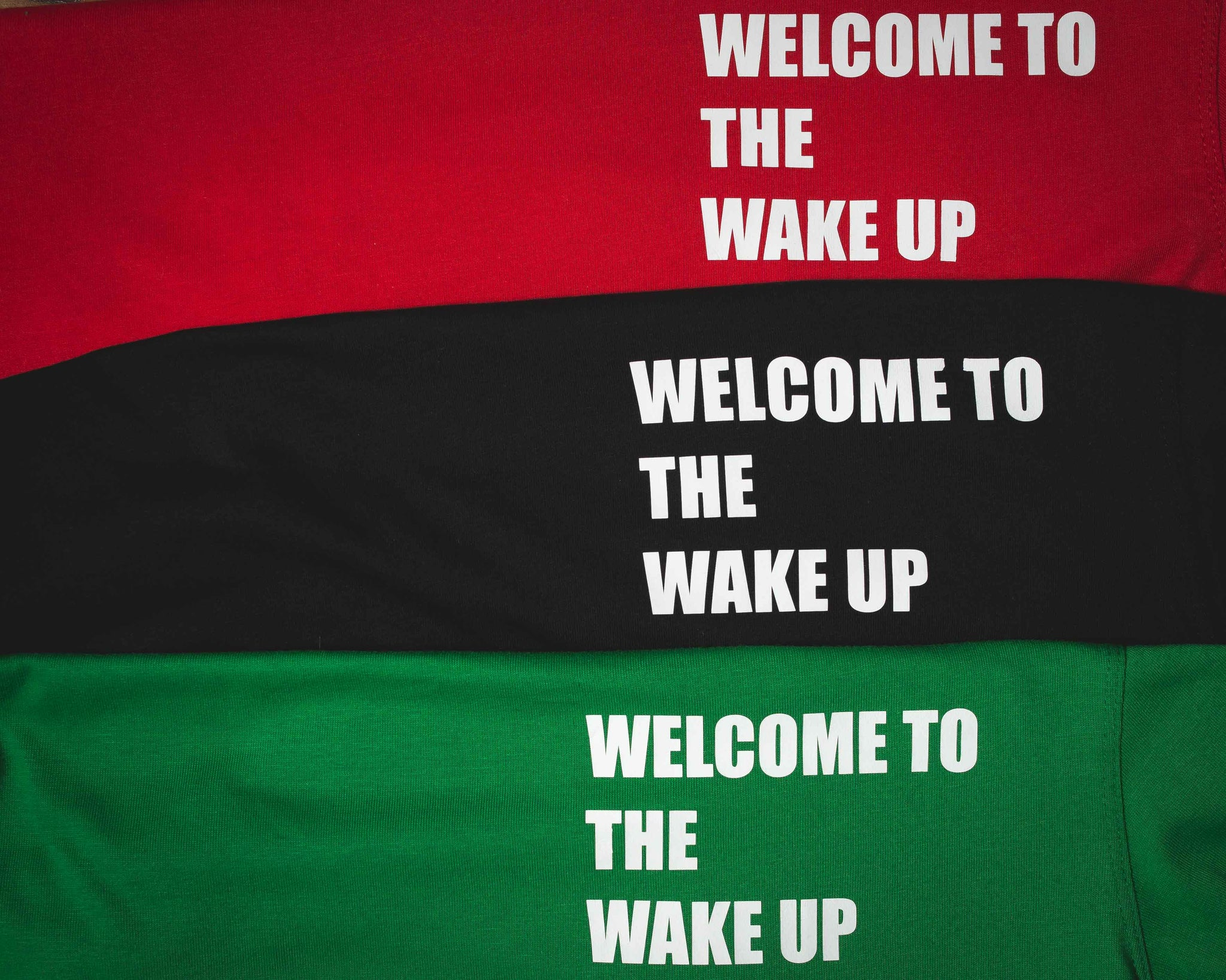 Welcome To The Wake Up