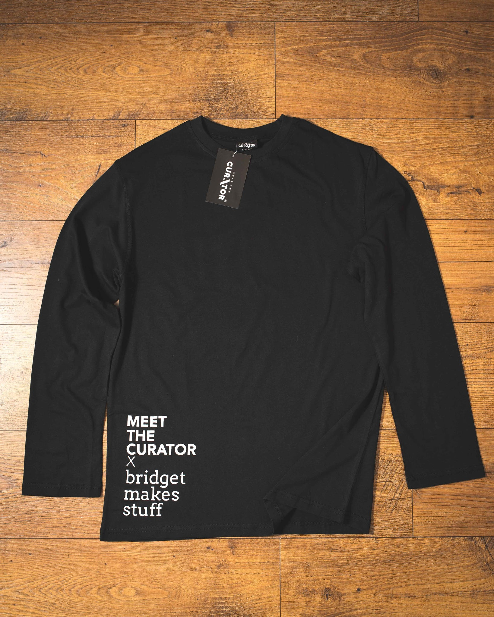 MTC x Bridget Makes Stuff Hustle Long Sleeve