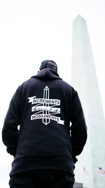 MTC x Bridget Makes Stuff Increments Hoody