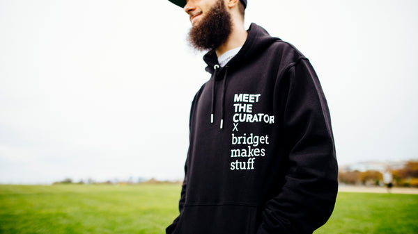 MTC x Bridget Makes Stuff Hustle Hoody