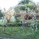 "Ready to build: 3.2m (10' 6"") Pod Dome Frame"