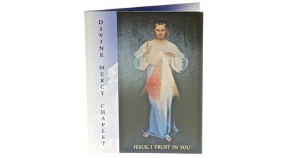 100 Divine Mercy Prayer Cards