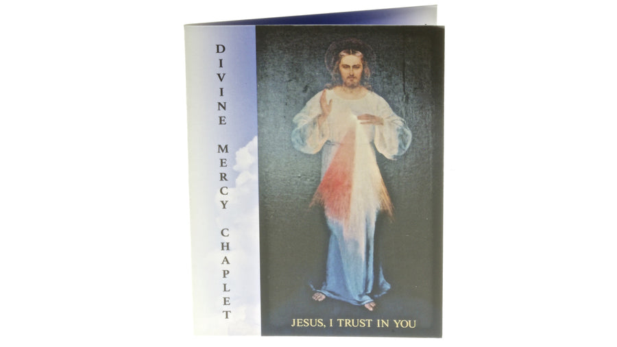 100 Divine Mercy Prayer Booklets
