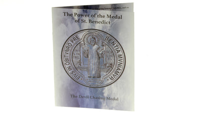 100 Saint Benedict Prayer Cards