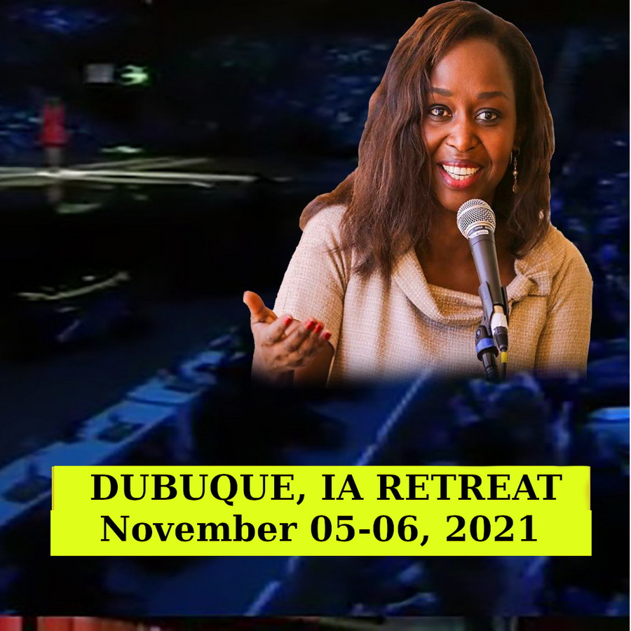 RETREAT IN DUBUQUE, IA ON NOVEMBER 05-06, 2021 WITH IMMACULEE
