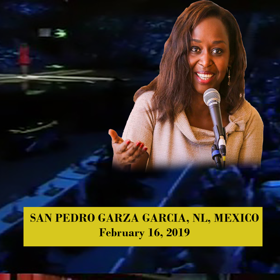 RETREAT SAN PEDRO GARZA GARCIA, N.L., MEXICO FEBRUARY 16, 2019 WITH IMMACULEE