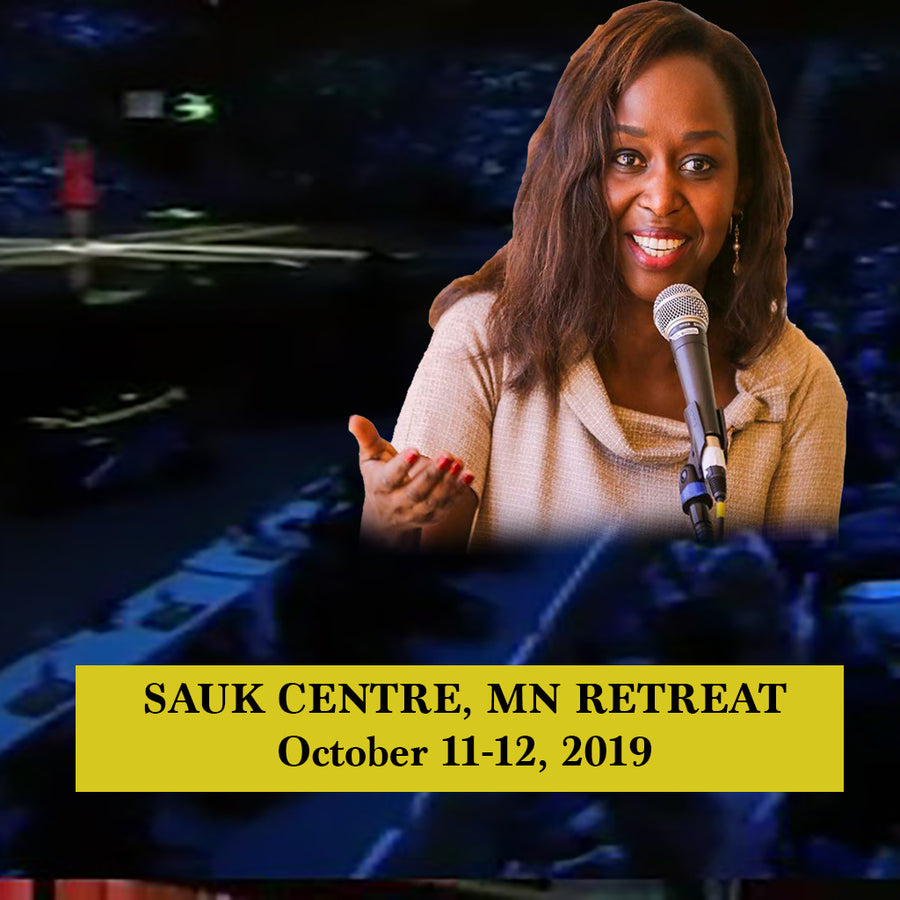 Immaculee Ilibagiza Sauk Centre, MN Retreat on October 11-12, 2019