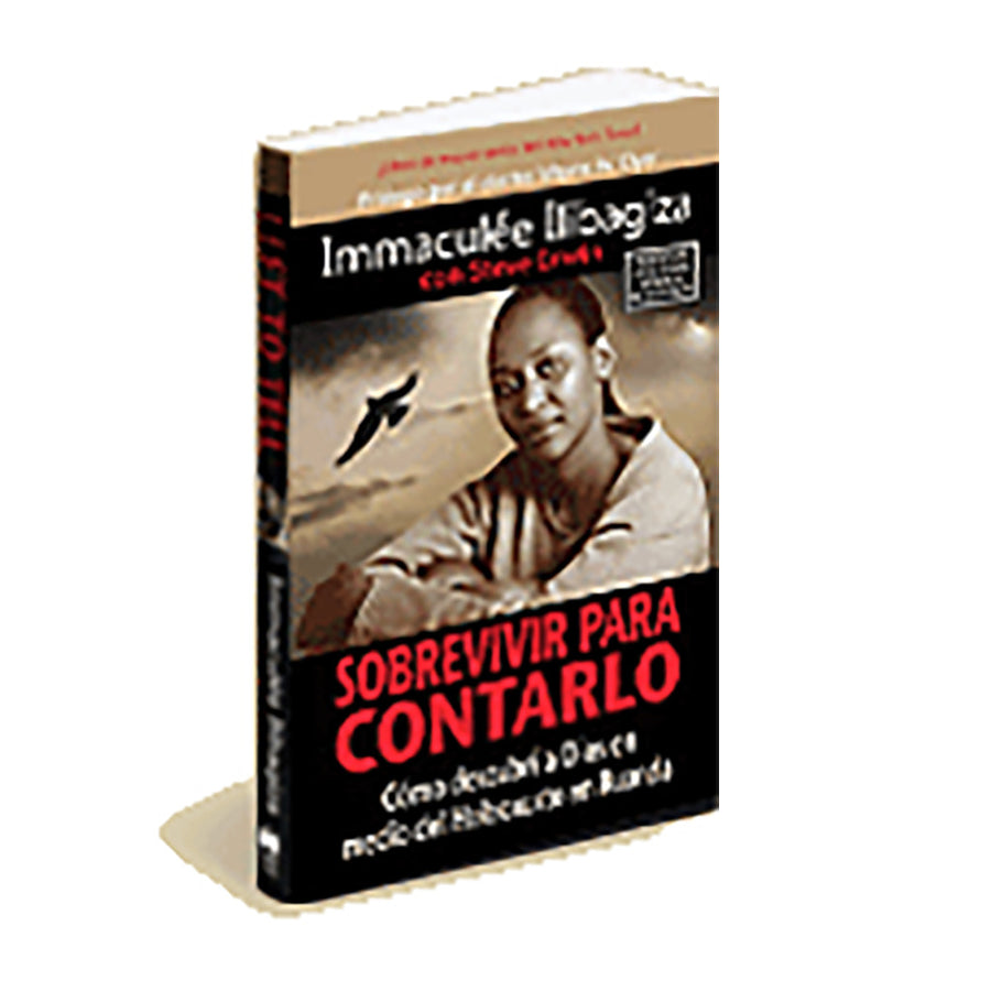 Sobrevivir Para Contarlo (en Espanol), Left To Tell (in Spanish Paperback)