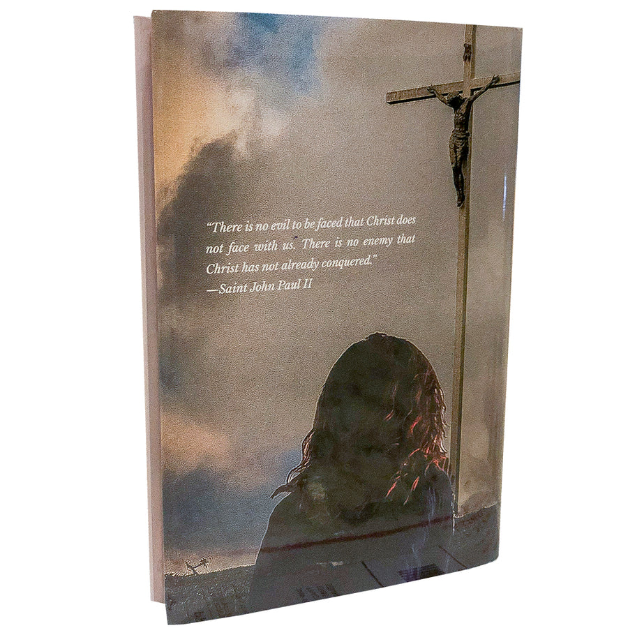 The Station of the Cross Book by Immaculee in English, Spanish & Kinyarwanda