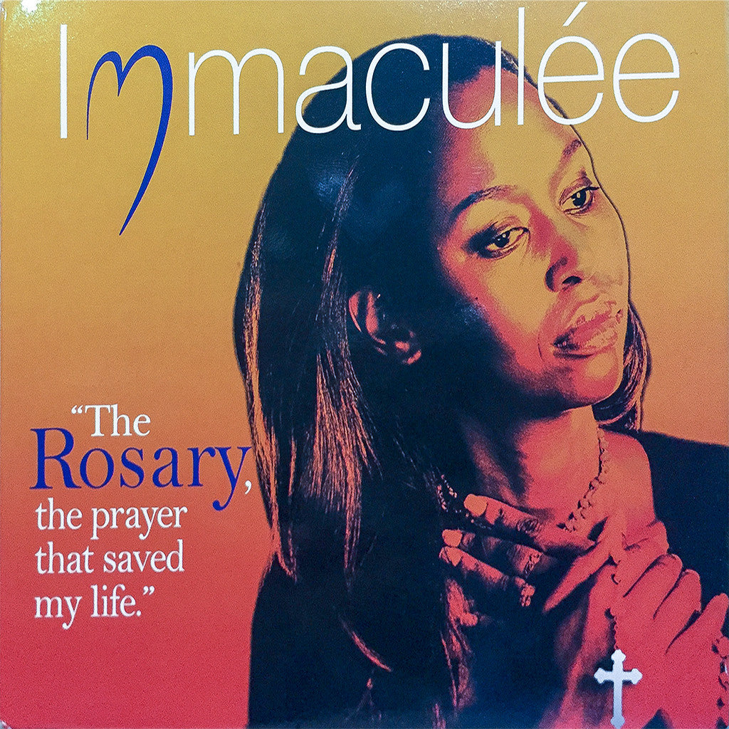 The Rosary, The Prayer That Saved My Life Audio MP3 Download by Immaculee  Ilibagiza