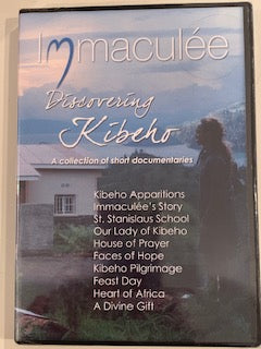 Discovering Kibeho DVD