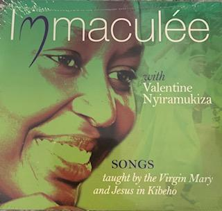 Songs from Heaven MP3 Download by Immaculee Ilibagiza and Valentine Nyiramukiza