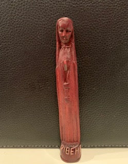 Hand Carved Our Lady of Kibeho