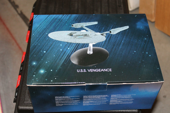 Eaglemoss and Ships Replicas