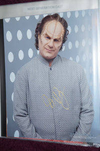 "Autograph Photo ""John Billingsly"""