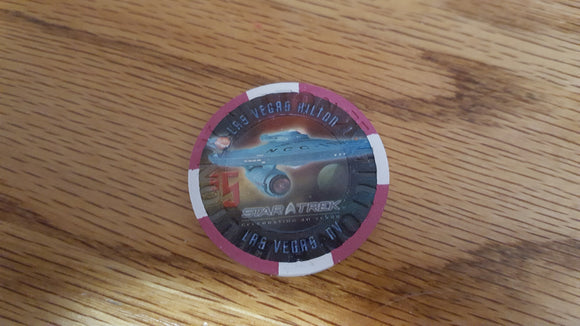 Star Trek  Chip 40th Anniversary Featuring the Original Series Enterprises