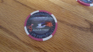 Star Trek Limited Edition  Chip  Star Trek The Next Generation Enterprise