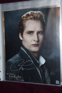 "Autographed Photo ""Peter Facinelli"""