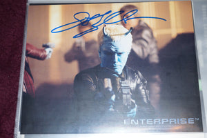"Autographed Photo ""Jeffrey Combs"""
