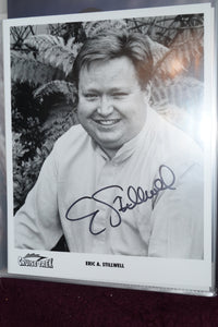"Autographed Photo ""Eric Stillwell"""