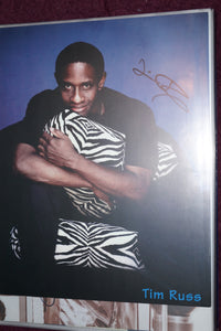 "Autographed Photo ""Tim Russ"""