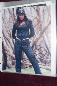 "Autographed Photo ""Claire Stansfield"""