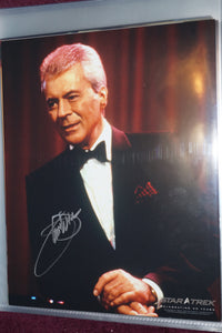 "Autographed Photo ""James Darrin"""