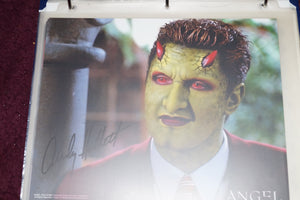 "Autographed Photo ""Andy  Hallett"""