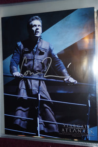 "Autographed Photo ""Conner Trinneer"""