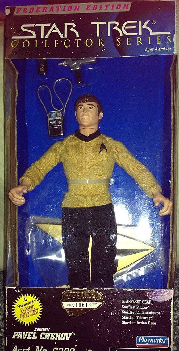 Pavel Chekov Star Trek Collector Doll