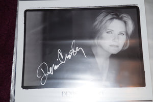 "Autographed Photo ""Denise Crosby"""