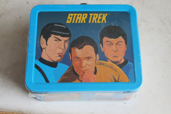 Star Trek Lunch Kit by Aladdin