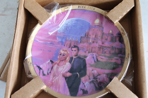 Star Trek The Menagerie Collector Plate