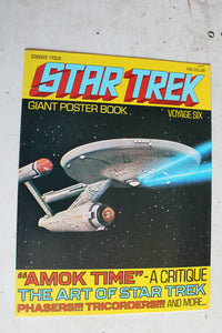 Star Trek the Giant Poster Book Voyage 6
