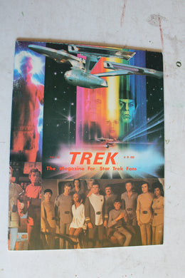 Trek The Magazine for Star Trek Fans # 15